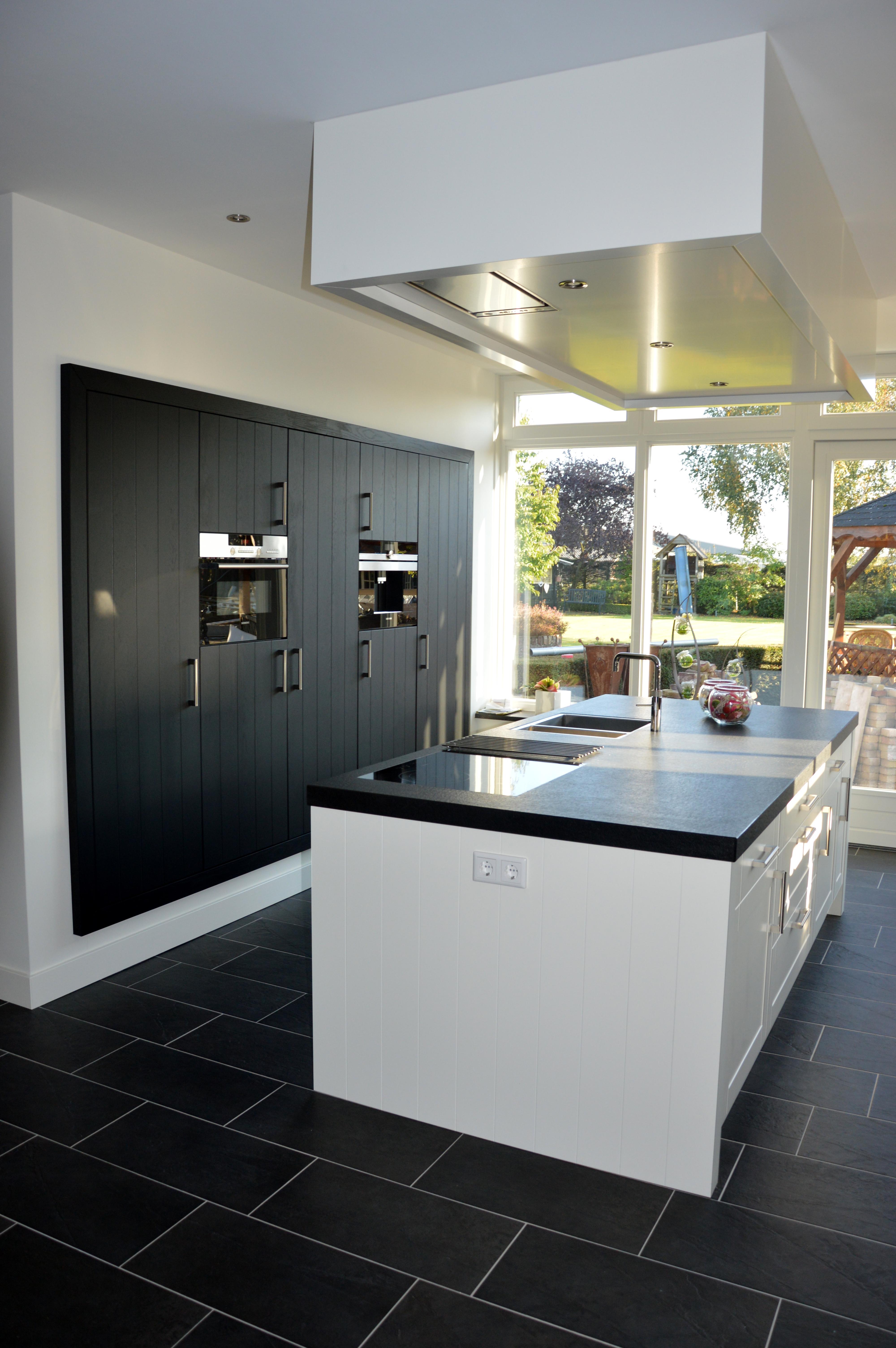 Keuken totaal digtotaal - Moderne oude keuken ...