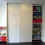 Schuifdeurkastenwand speelkamer deur open 2