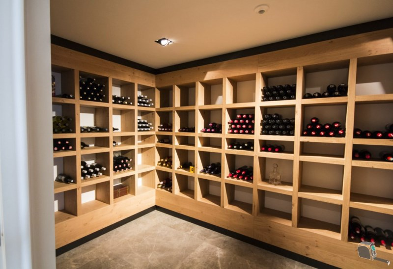 Diversen geert bouten for Wijnkelder ontwerp