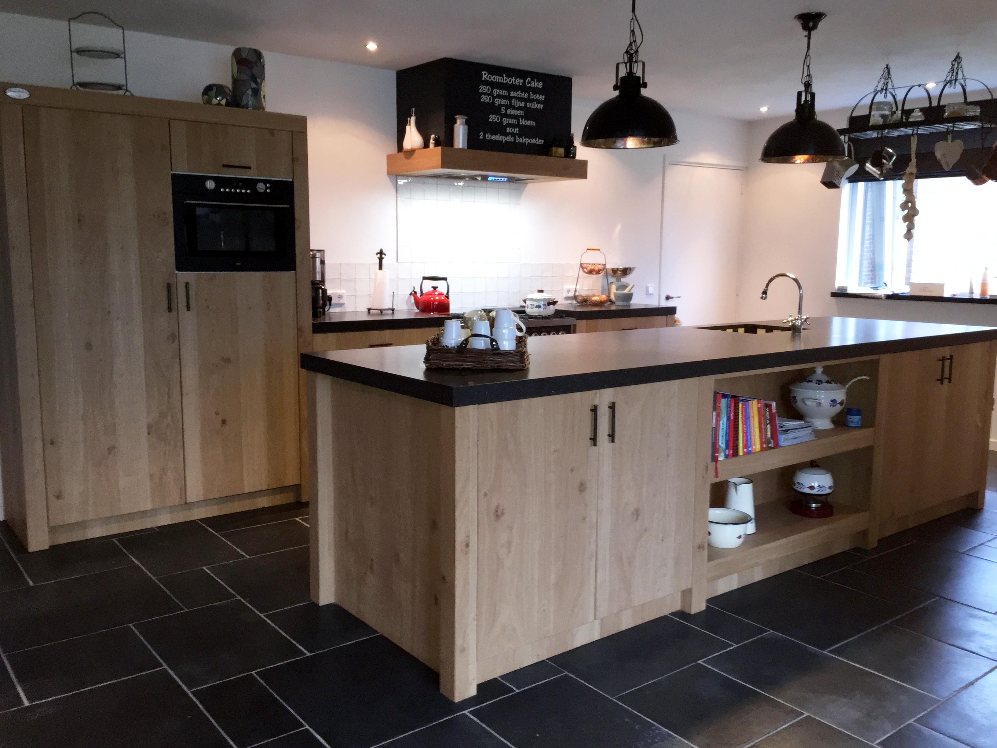 Keukens geert bouten for Landelijke keuken