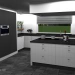 Ontwerp keuken familie Cuenen
