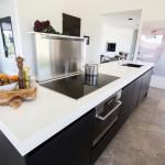 Keuken geïntegreerde afzuiging