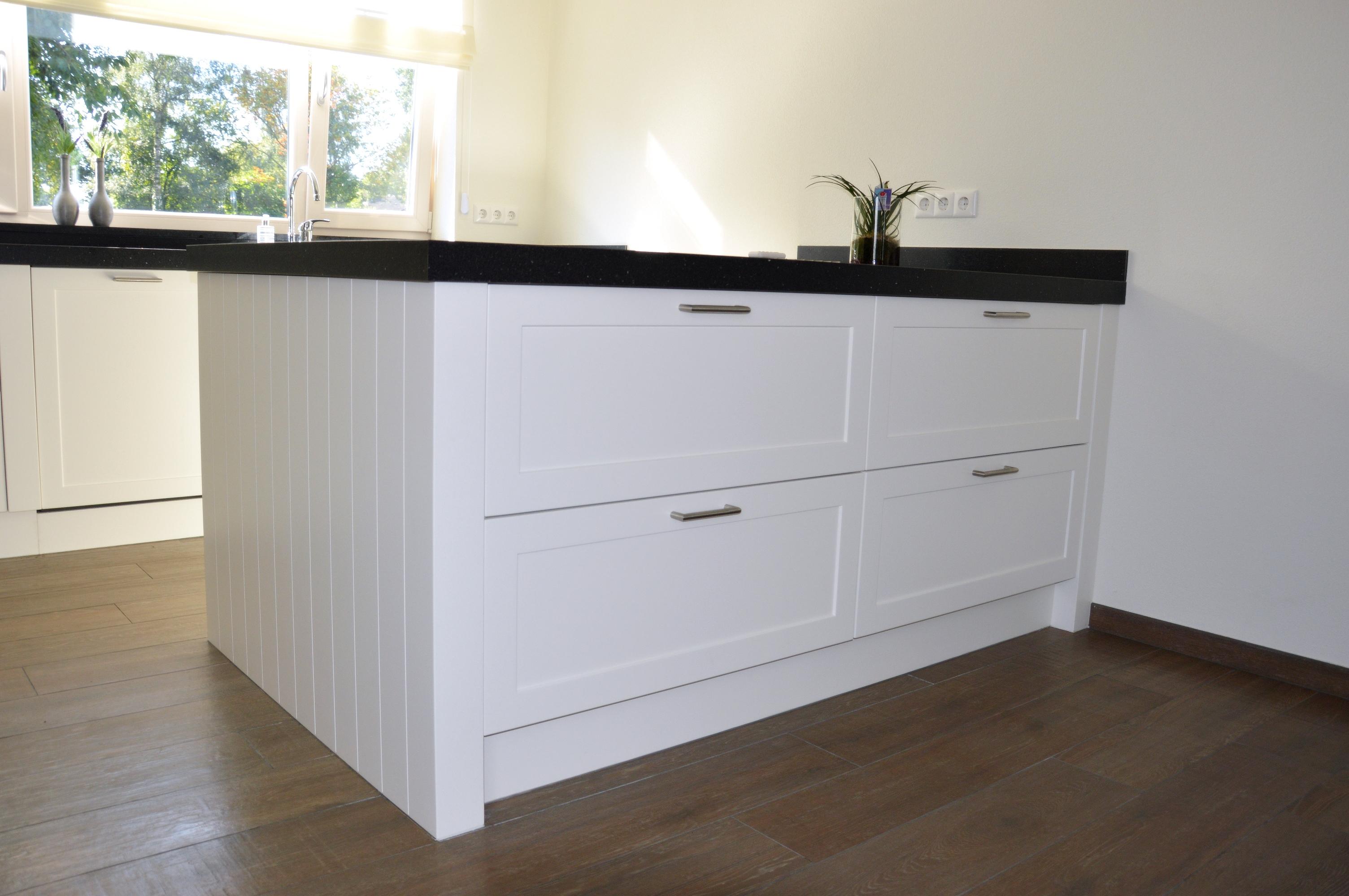 Kookeiland wit het beste van huis ontwerp inspiratie - Keuken kookeiland ontwerp ...