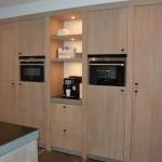 keuken inbouwkast landelijke stijl