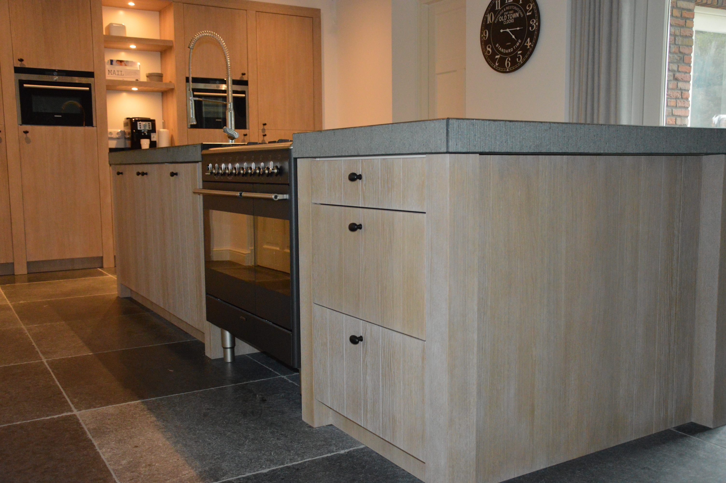 Landelijke Keukens Dampkap : Keukens Geert Bouten