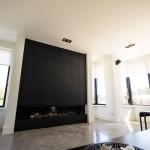 woonkamer tv wand + haard